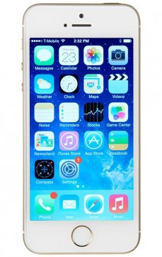 iPhone 5s 16Gb Auksinis, Refurbished