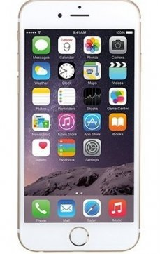 iPhone 6 16Gb Auksinis, Refurbished