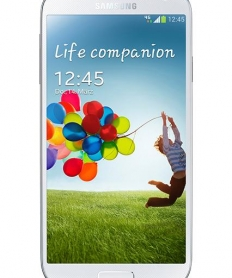 Samsung I9505 Galaxy S4 White Frost