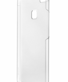 Back cover case for Huawei P9 lite Transparent