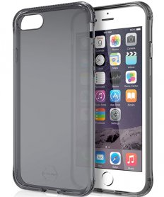 Protective Gel case Zero Gel for iPhone 7 Black