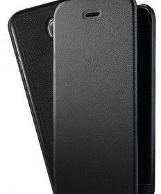 Azuri booklet ultra thin for Galaxy S7 G930 Black
