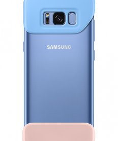 MG955CLE 2 Piece Cover for Galaxy S8 Plus Blue