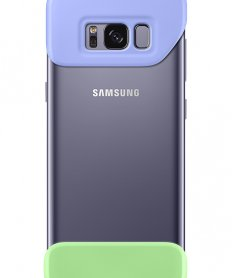 MG955CVE 2 Piece Cover for Galaxy S8 Plus Violet