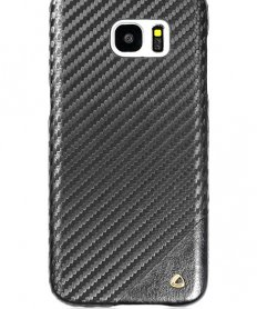Carbon Back cover for Galaxy S7 Edge G935 Black