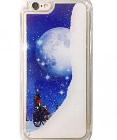 Moon Liquid back cover for iPhone 6/6s (Christmas Edition)