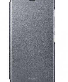 Flip Cover for Huawei P9 Lite Gray