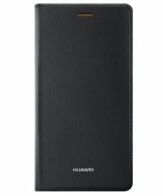 Flip Cover for Huawei P9 Lite (2017) Black (Prague)