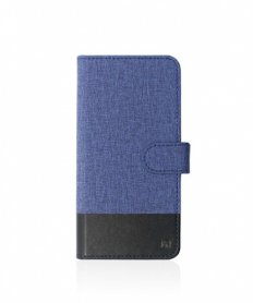 Taylor flip case for Galaxy A5 (2017) Navy
