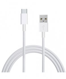AP51 Data cable USB to USB-C 1 m White