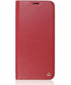 Flip cover Jacket for Galaxy S8 Red