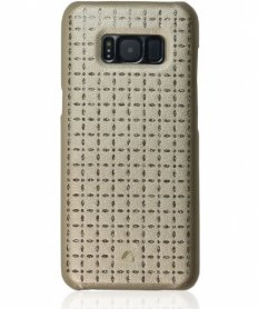Back cover Spade for Galaxy S8 Plus Gold