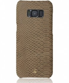 Back cover Wild for Galaxy S8 Plus Khaki