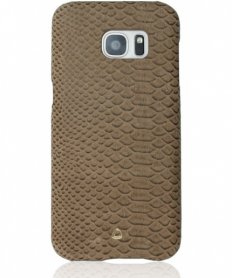 Back cover Wild for Galaxy S7 Khaki