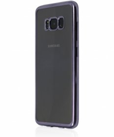 Mirror Back Cover for Samsung Galaxy S8 Plus Violet
