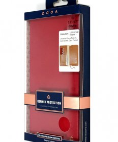 Wallet case Vintage for big size for 5.1