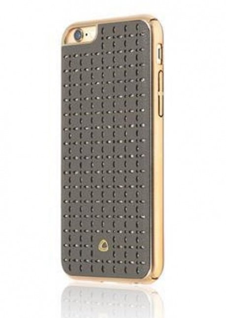 Back cover Spade for iPhone 5 Grey