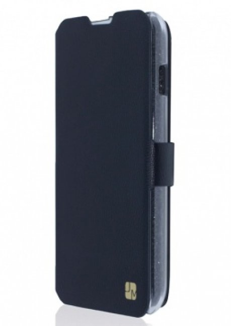 Slim flip case for Xcover 4 Black