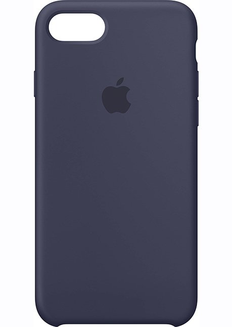 MMWK2ZM/A IPHONE 7 SILICONE COVER MIDNIGHT BLUE