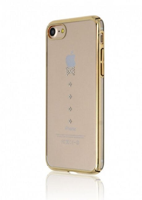 Crystina Back Cover for iPhone 7/8 Gold