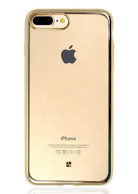 Mirror back cover iPhone 7 Plus/8 Plus Gold