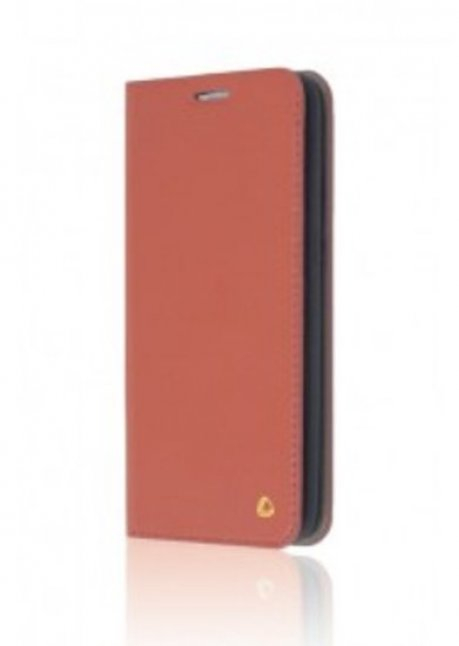 Flip cover Jacket for iPhone 5 Brown