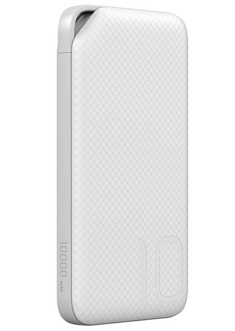 AP08Q Power Bank Quick charge 10 000 mAh White