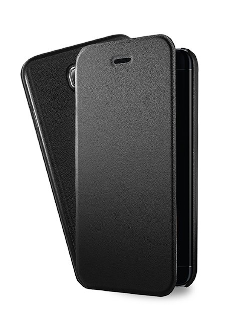 Azuri booklet ultra thin for Galaxy S7 Edge G935 Black