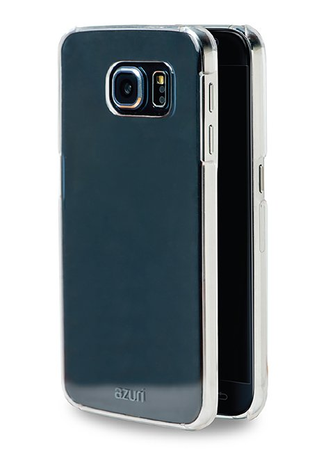 Azuri bumper cover for Galaxy S7 G930 Transparent