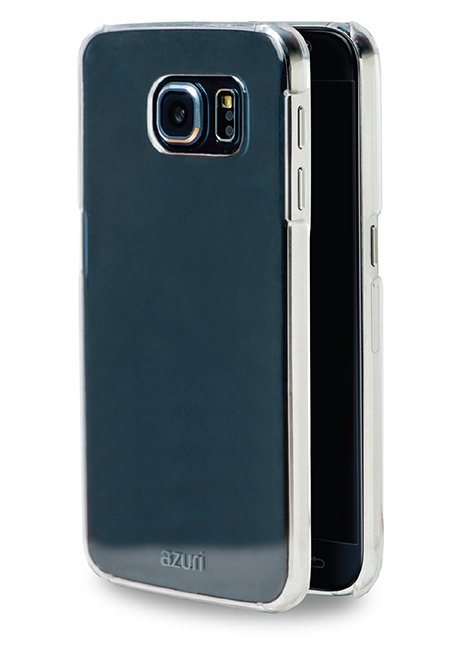 Azuri bumper cover for Galaxy S7 G935 Transparent
