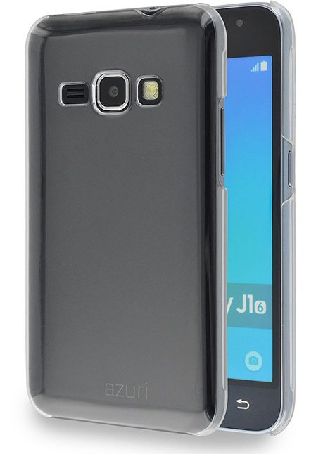 Azuri cover for Galaxy J1 (2016) J120 Transparent