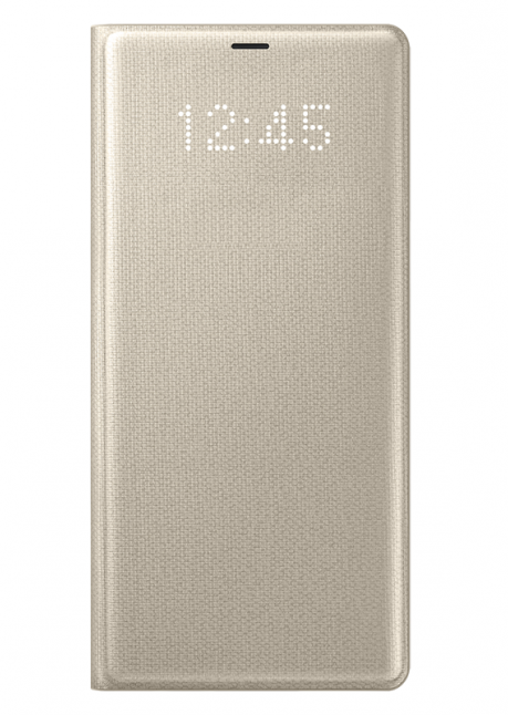 NN950PFE LED View Cover for Samsung Note 8 Gold