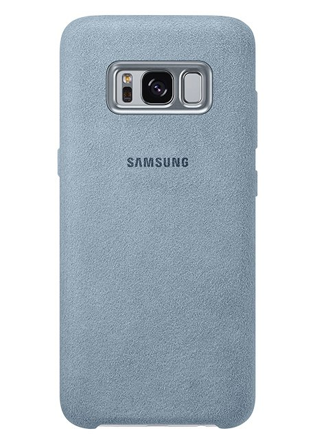 XG950AME Alcantara Cover for Galaxy S8 Mint