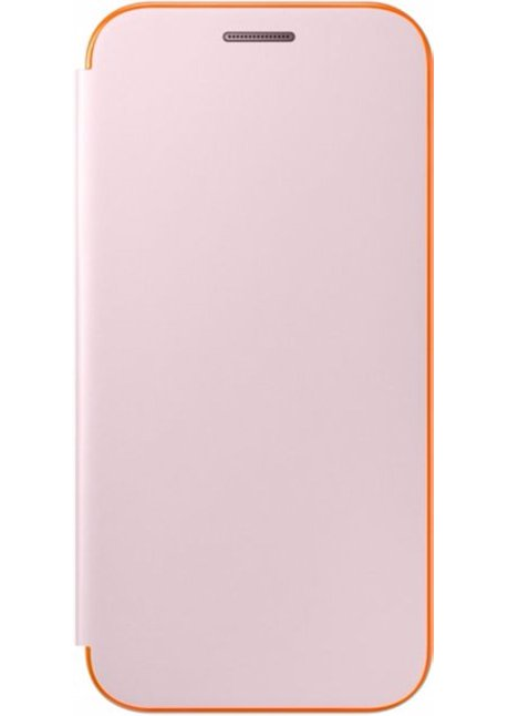 FA320PPE Neon Flip cover for Galaxy A3 Pink