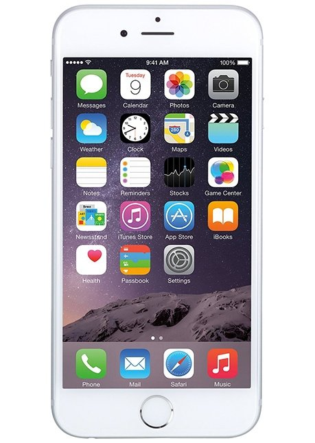 iPhone 6 16Gb Silver  A