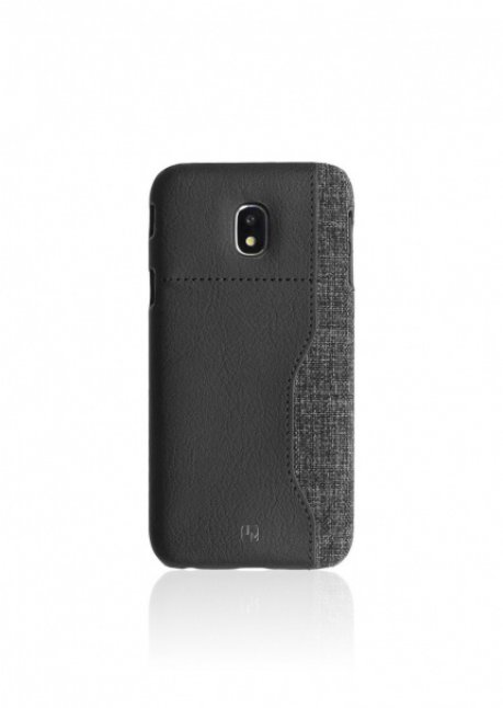 Darty A back cover for Galaxy J7 (2017) J730 Black