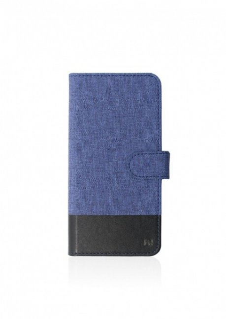 Taylor flip case for Galaxy J5 (2017) J530 Navy