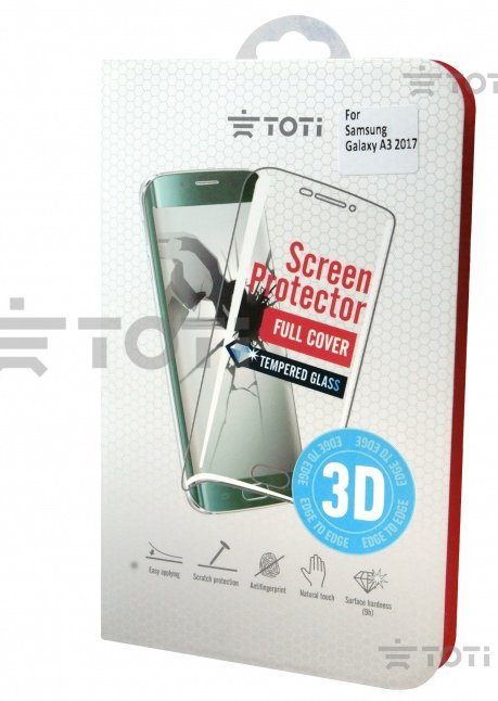 TEMPERED glass 3D screen protector full cover for Sony XZ
