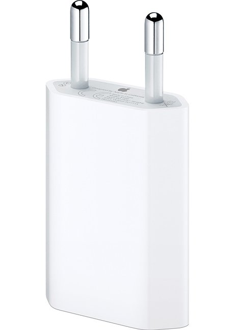 MD813ZM/A USB Power adapter 5W White