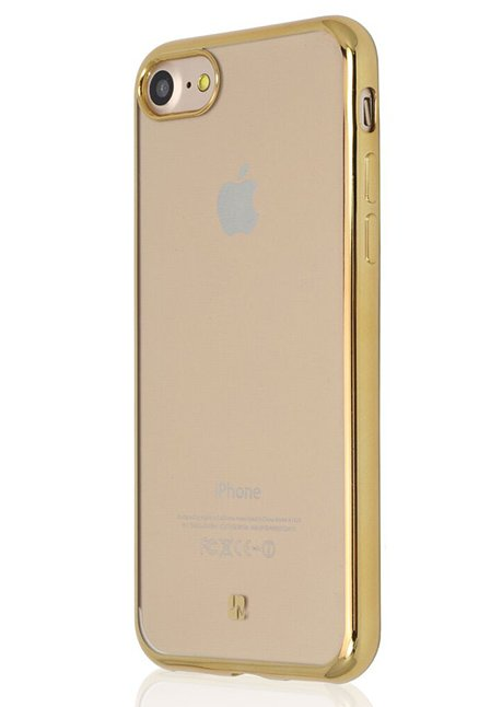 Mirror back cover iPhone 7/8 Gold