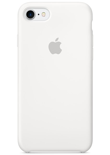 MMWF2ZM/A IPHONE 7 SILICONE COVER WHITE