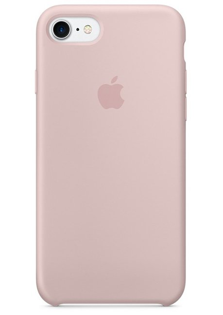 MMX12ZM/A IPHONE 7 SILICONE COVER PINK