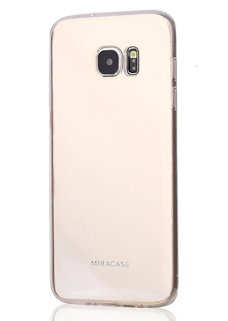 MP-8027 Back cover for Galaxy S7 transparent
