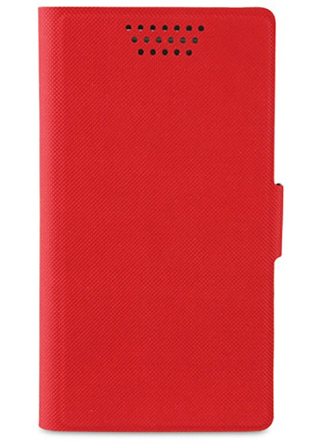 "MUCUN0291 Universal Folio Case 5"" Red"
