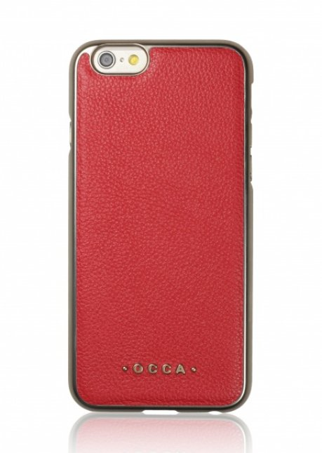 Back cover Absolute for iPhone 6s Red