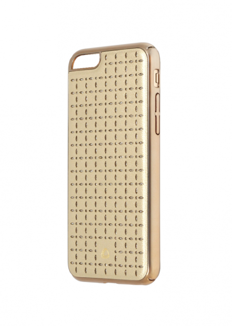 Back cover Spade for iPhone 5 Gold