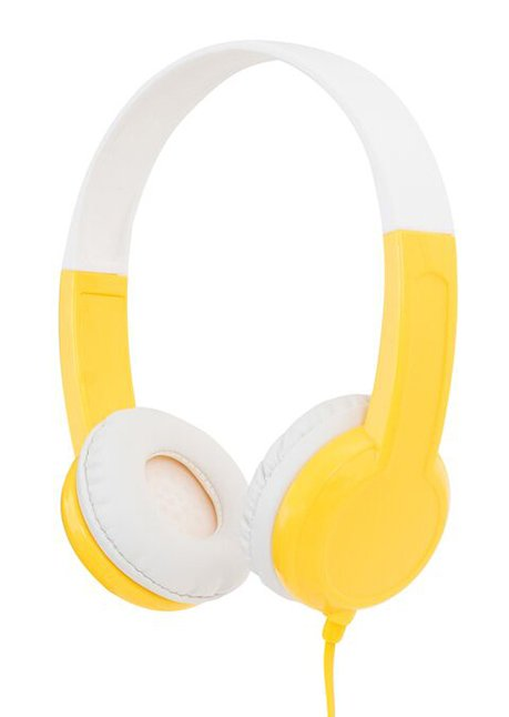 BP-YELLOW-01-K BuddyPhones Standard Yellow