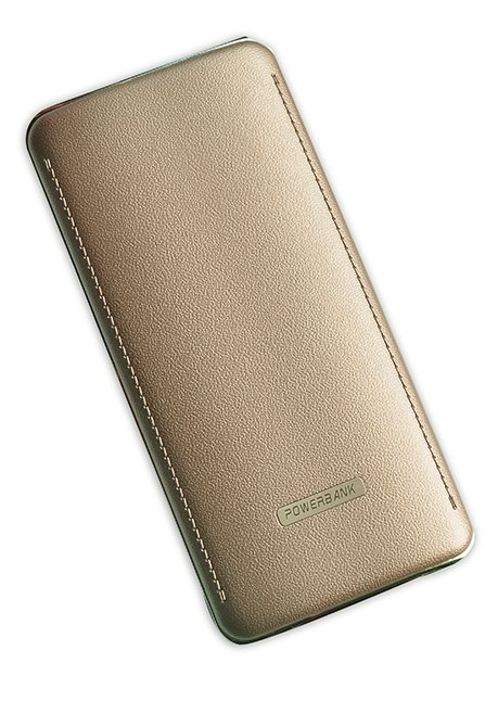 T-Q203 Power bank Li-ion 13000mAh Gold (Quick Charger)
