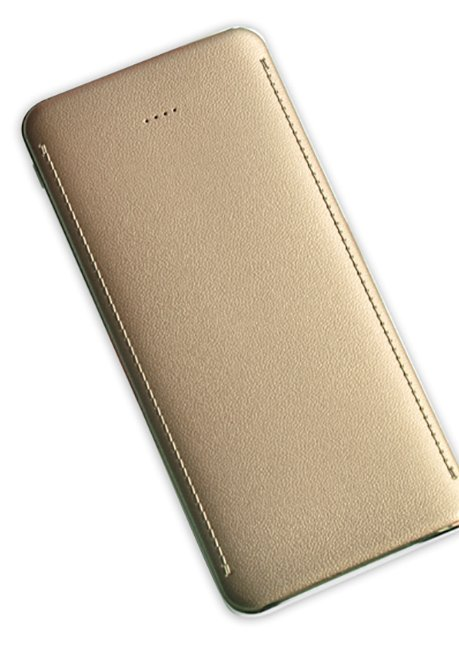 T-S12D Power bank Li-polymer 8000mAh Gold