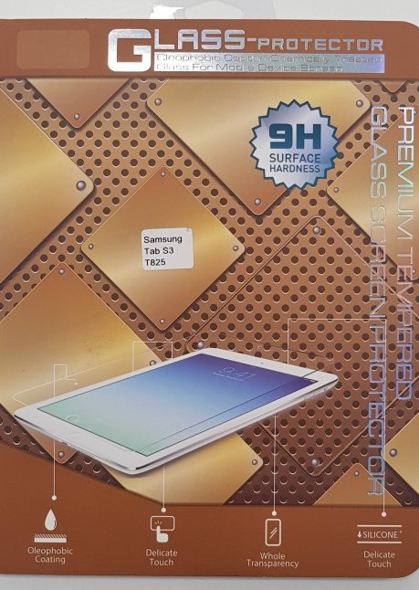 TEMPERED glass screen protector for Tab S3 T820/T825